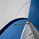 Tapeta vítr v plachtách
